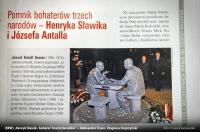 Henryk Sławik - bohater Trzech Narodów: polskiego, żydowskiego i węgierskiego. - kkw 6.06.2017 - henryk sławik - foto © l.jaranowski 010